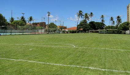 Campos de Futebol